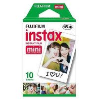 Fujifilm instax mini Instant Color Film (10 Shots)