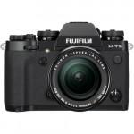 Fujifilm X-T3 Mirrorless Digital Camera kit with 18-55mm Lens  - Black