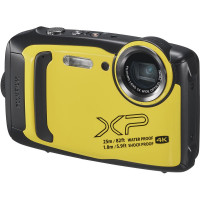 Fujifilm FinePix XP140 - (Yellow) + Δώρο θήκη FDS