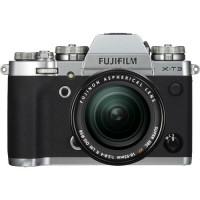 Fujifilm X-T3 Mirrorless Digital Camera kit with 18-55mm Lens  - Silver