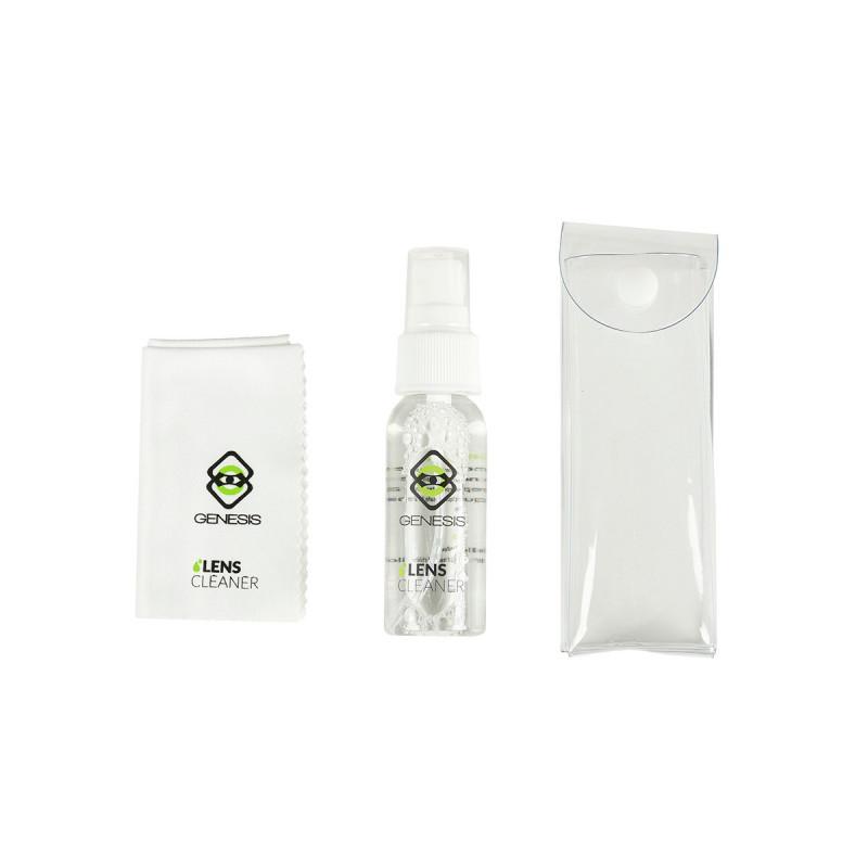 Genesis Lens Cleaner liquid + cloth