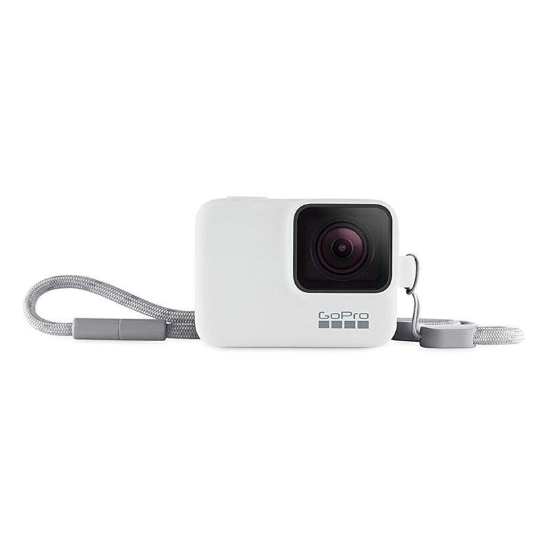 GoPro Sleeve + Lanyard για Hero / Hero 5 / Hero 6 / Hero 7- White