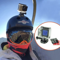 Accpro Curved + Flat Adhesive Mounts for Gopro [GP10]