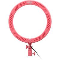 Godox LR120P – 3000-6000K LED Ring Light - Pink