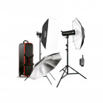 Godox SK400II-KIT - Manual Studio Flash Kit με 2x SK400II