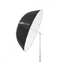 Godox UB130W – Παραβολική ομπρέλα Ανάκλασης Λευκό/Μαύρο 130cm