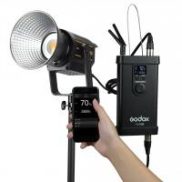 Godox VL150 – Φορητό 150W LED Light (5600K) Bowens Mount