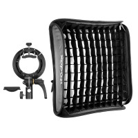 Godox SGGV6060 - Godox S2 Holder Kit 60x60cm με Grid