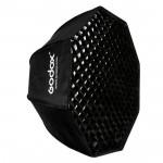 Godox SB-UE120 Οκτάγωνο Softbox 120cm τύπου Oμπρέλας με Bowens Mount & Grid