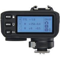 Godox X2T-N TTL πομπός ραδιοσυχνότητας 2.4GHz για μηχανές Nikon