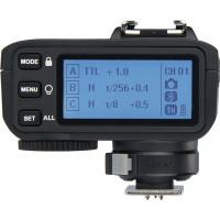 Godox X2T-C – eTTL Πομπός Ραδιοσυχνότητας 2.4GHz για Μηχανές Canon