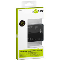 Goobay 95674 Card reader USB 2.0