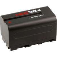 Hedbox NP-F770 - Μπαταρία σειράς Sony L