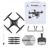Holy Stone HS100 FPV RC Drone - With Full HD 1080p Camera and GPS with 8GB Memory card