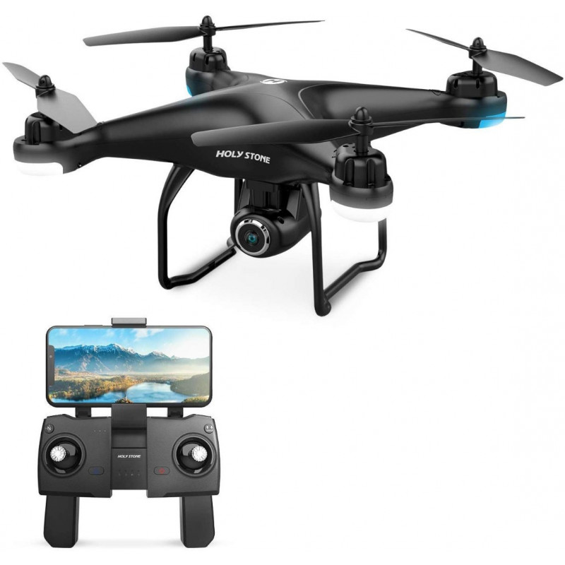 Holy Stone HS120D FPV Drone With Full HD 1080p Camera,GPS