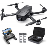 Holy Stone HS720E 4K EIS (Electric Image Stabilization) Drone With UHD Camera , 2 Batteries  and Case