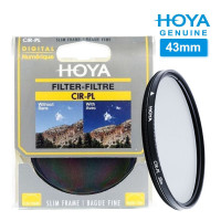 Hoya Circular Polarizing CPL 43mm slim frame