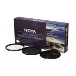 Hoya Introduction Set Digital Filter Kit II UV(C)+CPL+NDx8 55mm