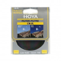 Hoya Circular Polarizing CPL 58mm slim frame