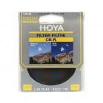 Hoya Circular Polarizing CPL 52mm slim frame
