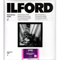 Ilford MGIV RC De Luxe glossy 20x25 25 τεμάχια