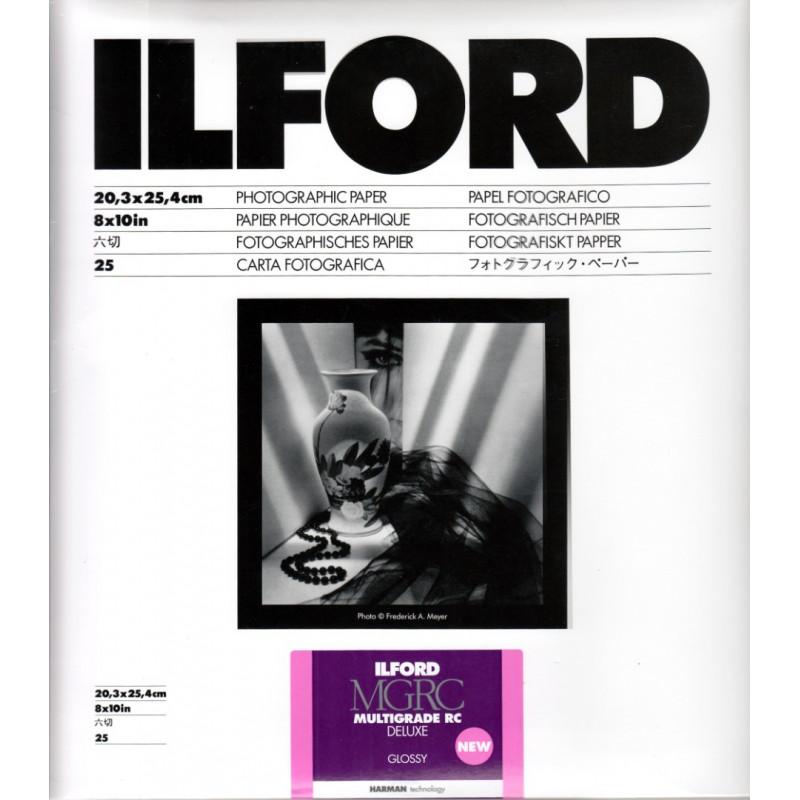 Ilford MGIV RC De Luxe glossy 20x25 25 τεμάχια
