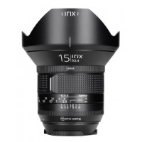 Irix Lens 15mm f/2.4 Firefly for Canon EF [IL-15FF-EF]