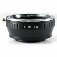 Tianya Canon EOS Lens to Fuji X body [EOS_FX]