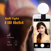 Kunla Selfie LED Light MiniQ - Black [KL-MQ-B]