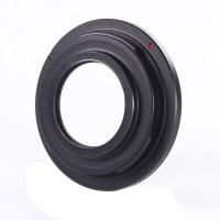 Leinox M42 Lens to Nikon with Optical Glass [M42_NK(O)]