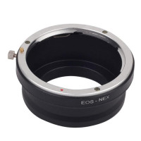 Leinox Adapter for Canon EF Lens to Sony E mount Camera [EOS-NEX]