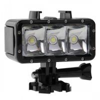 Accpro Υποβρύχιο 30m Led Light για GoPro και action κάμερες [GP30M]