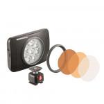 Manfrotto Lumimuse 8 LED Light με μπαταρία λιθίου [MLUMIMUSE8A]