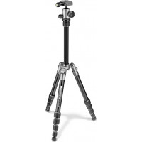 Manfrotto Τρίποδο Element Traveller Small MKELES5GY-BH - Γκρί