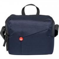Manfrotto Shoulder CSC Bag Blue v2  [MB NX-SB-IBU-2]