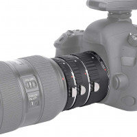 Meike Metal AF extension Tube for Canon - MK-C-AF1-A