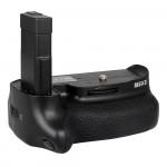 Meike MK-D5500 Vertical Battery Grip Holder Replacement for Nikon D5500 / D5600 DSLR Camera