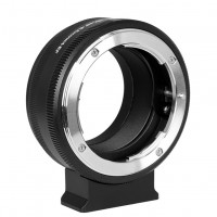 Meike Manual-Focus adapter Nikon Lens to Sony E Mount [MK-NF-E]