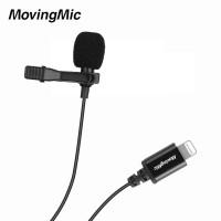 MovingMic RL3 Ενσύρματο Μικρόφωνο - Ψείρα για iOS / Lightning