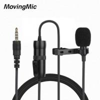 MovingMic SL1 Ενσύρματο Μικρόφωνο - Ψείρα