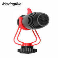 MovingMic MiniShark Μικρόφωνο για Camera/DSLR/Camcorders/Smartphone - MS1