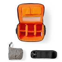Nedis Τσάντα ώμου για φωτογραφικές μηχανές SLR - CBAG210BK