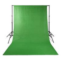 Nedis Υφασμάτινο Φόντο Φωτογράφισης 2.95 x 2.95m Chromakey Green - BDRP33GN