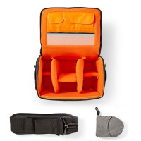Nedis Τσάντα ώμου για φωτογραφικές μηχανές SLR - CBAG220BK