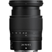 Nikon φακός Z 24-70mm f/4 S