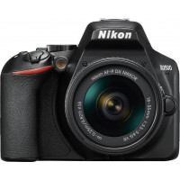 Nikon D3500 Kit 18-55mm VR AF-P Black (Με 100,00€ Cashback)