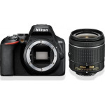 Nikon D3500 Kit 18-55mm AF-P Black [VBA550K002]