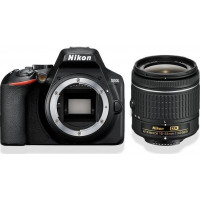 Nikon D3500 Kit 18-55mm AF-P Black [VBA550K002] (Με 100,00€ Cashback)