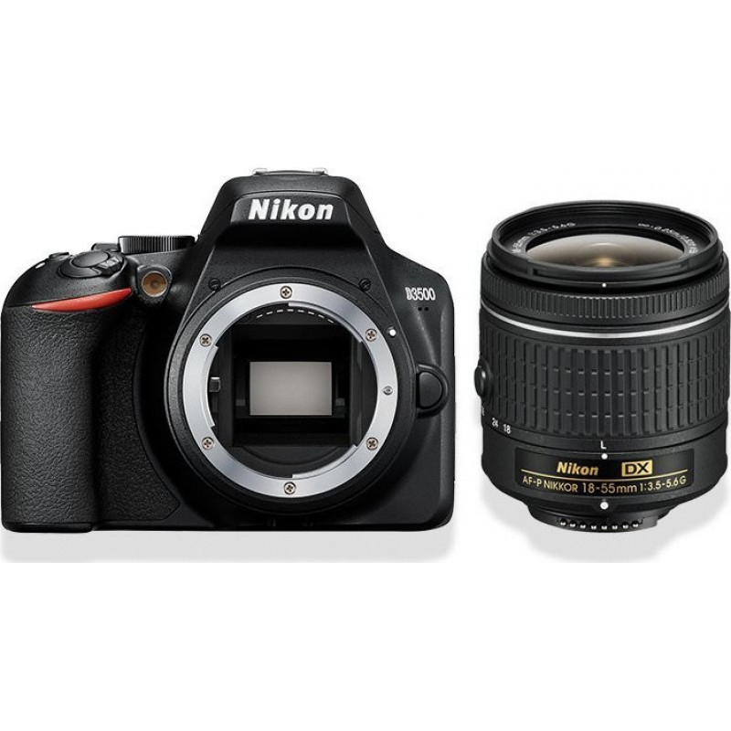 Nikon D3500 Kit 18-55mm AF-P Black