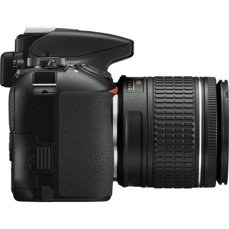 Nikon D3500 Kit 18-55mm VR AF-P Black